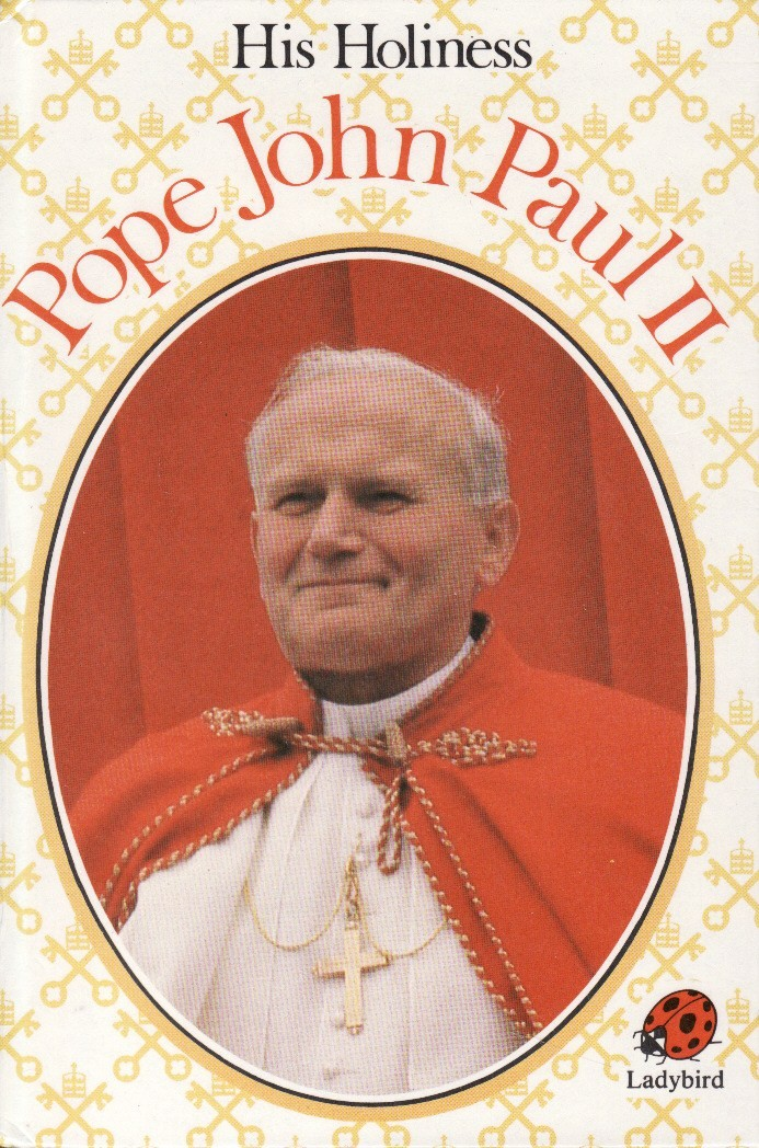 his-holiness-pope-john-paul-ii-ladybird-book-famous-people-first-edition-gloss-hardcover-1982-1388-p