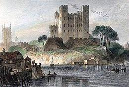 Rochester_Castle_engraved_by_H.Adlard_after_G.F.Sargent._c1836_edited